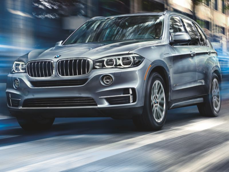 GearDiary 2016 BMW X5 xDrive40e: Better, Brighter, Greener