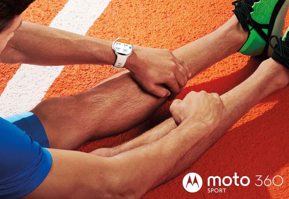 The Upcoming Moto 360 Sport is a Little TOO Retro!