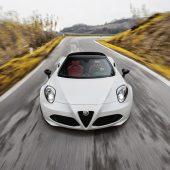GearDiary Alfa Romeo 4C Spider: Caution, NSFW!