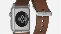 GearDiary Get Yourself a Leather Strap for Your Apple Watch from NOMAD