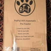 GearDiary PeTreaT PetPal WiFi Automatic Pet Feeder: Automate Your Pet's Feedings and Have Fun While Doing It