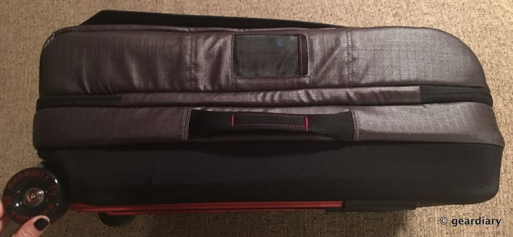 GearDiary Timbuk2 Medium Copilot Luggage Roller: Ready for Globetrotting