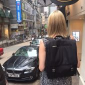 GearDiary The Moshi Helios Designer Laptop Backpack: Practically Perfect in Every Way