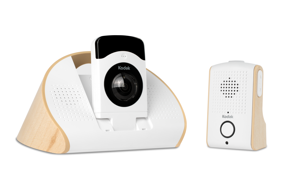 GearDiary Kodak's Baby Monitoring System is a Parent's Best Friend