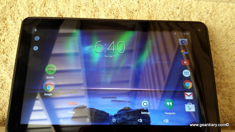 GearDiary RCA Mercury Pro Brings an Affordable Tablet!