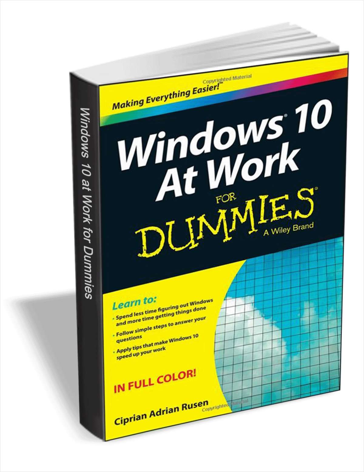 GearDiary Get 'Windows 10 at Work for Dummies' for FREE  -- Regular Price $17.99!