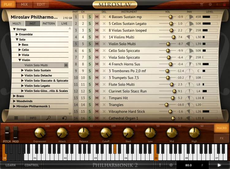 GearDiary IK Multimedia Miroslav Philharmonik 2 Review: Create Amazing Music on Your Computer