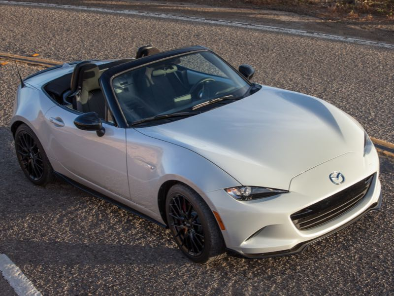 GearDiary 2016 Mazda MX-5 Miata Roadster: Fourth Time's the Charm