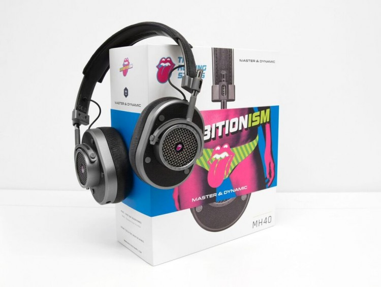 GearDiary Master & Dynamic Teams up with The Rolling Stones with Limited Edition Headphones