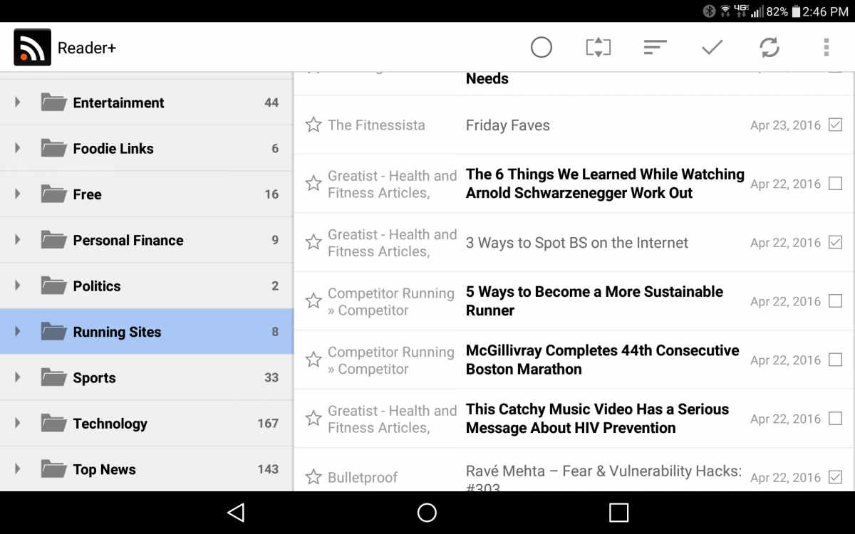 """GearDiary Going """"All-In"""" on Android"""