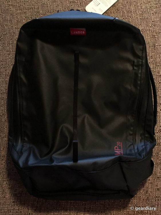 01-Lander TIMP 20 Liter Backpack