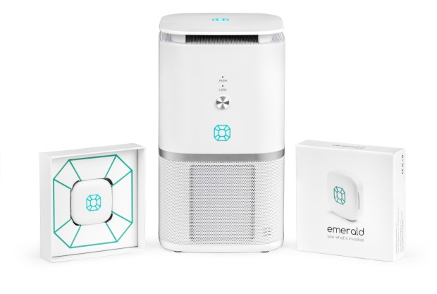 GearDiary Breathe Cleaner Air in Your Home with the Emerald Air