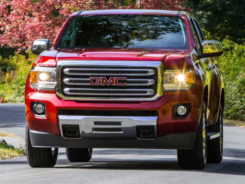 GearDiary 2016 GMC Canyon Duramax Joins the Workforce