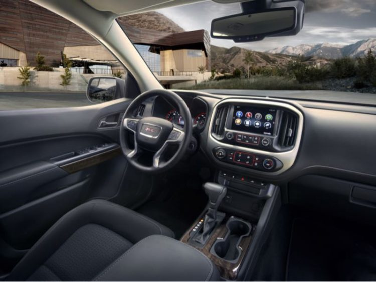 2016 gmc canyon duramax joins the workforce. Black Bedroom Furniture Sets. Home Design Ideas
