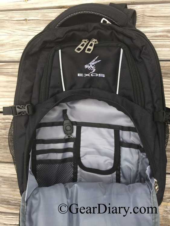 GearDiary Exos-Gear Commuter Series Backpack Review
