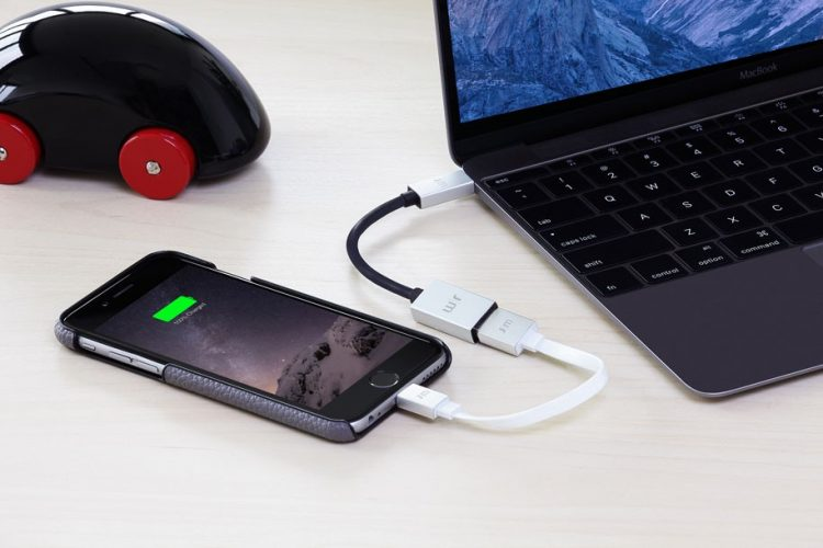 Just Mobile Alu Cable