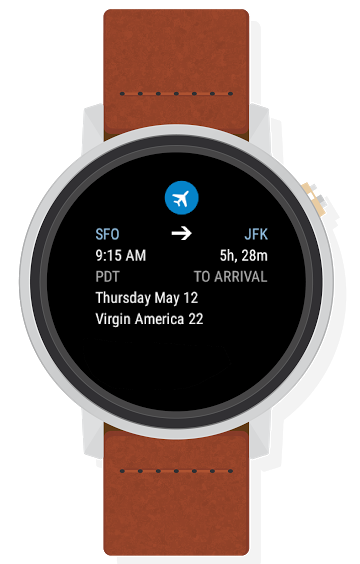 GearDiary TripIt's Latest Update for Android Adds Android Wear Support and More