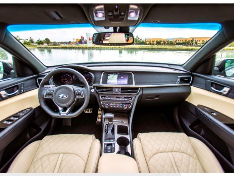 GearDiary 2016 Kia Optima SXL Sedan: That's What She Said!
