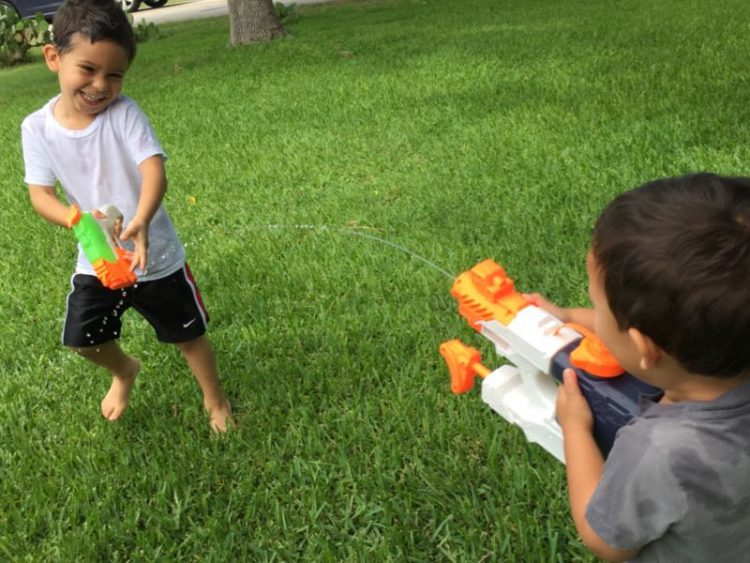 GearDiary Nerf Super Soaker Squall Surge: Let the Battles of Summer Begin!