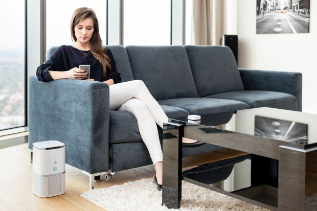 Breathe Cleaner Air in Your Home with the Emerald Air