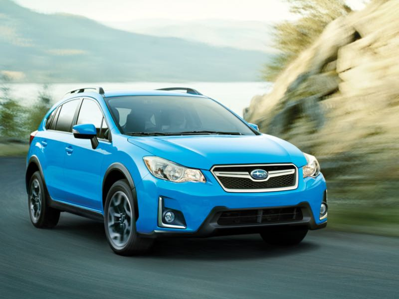 GearDiary 2016 Subaru Crosstrek Trims the Fat