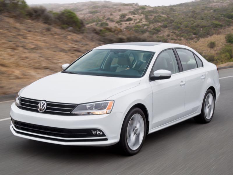 Volkswagen Sedans Cars