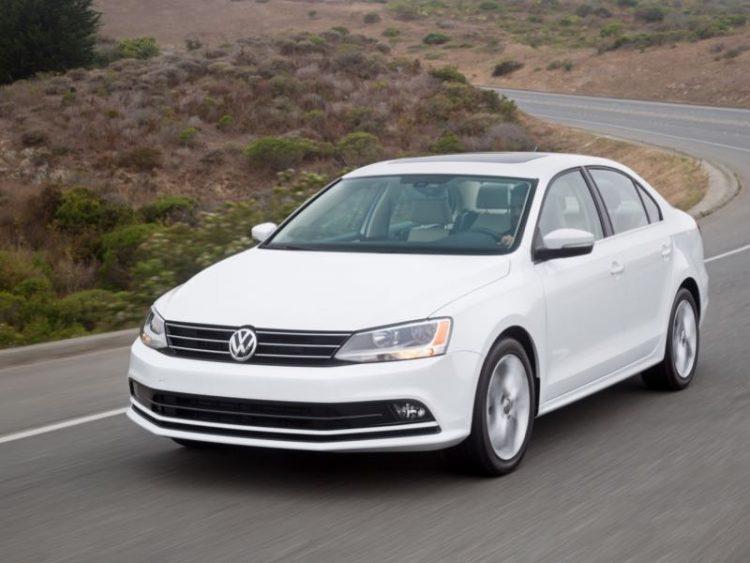 2016 Volkswagen Jetta/Images courtesy Volkswagen