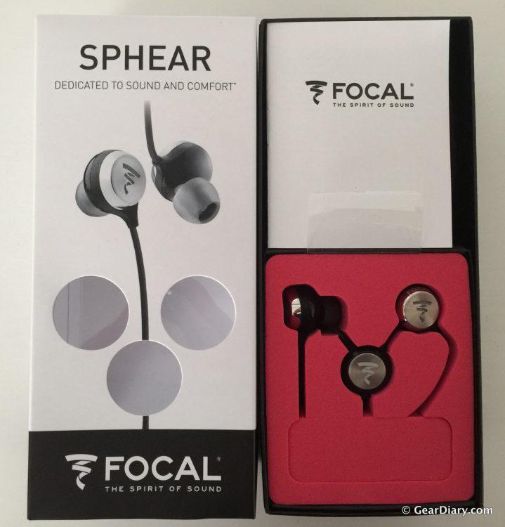 1-Gear Diary Focal Sphear