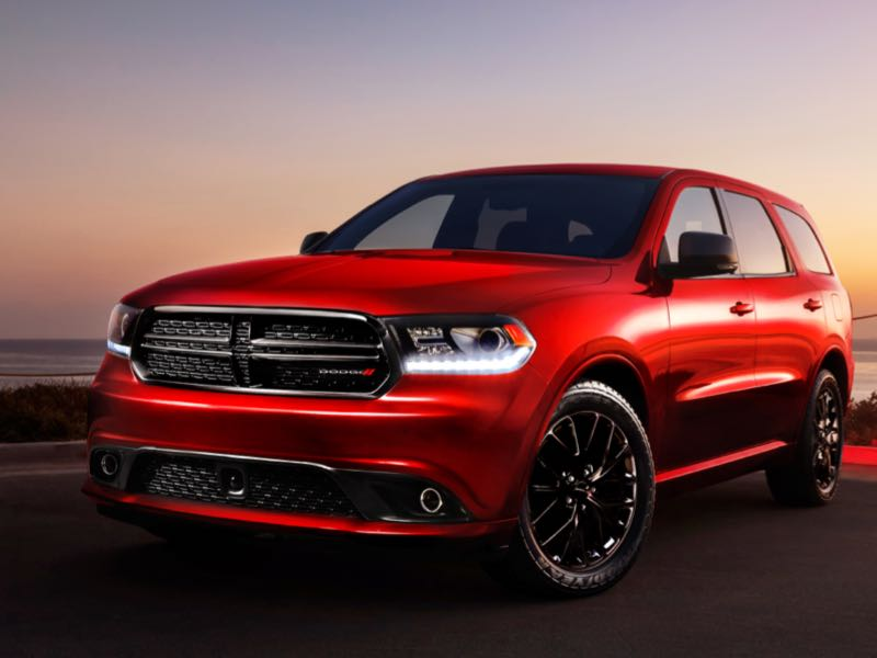 SUVs Dodge Cars