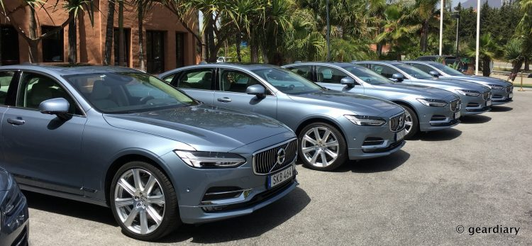 24-Gear Diary Test Drives the New Volvo S90 and V90.21