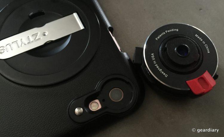 4-Ztylus wide-angle lens