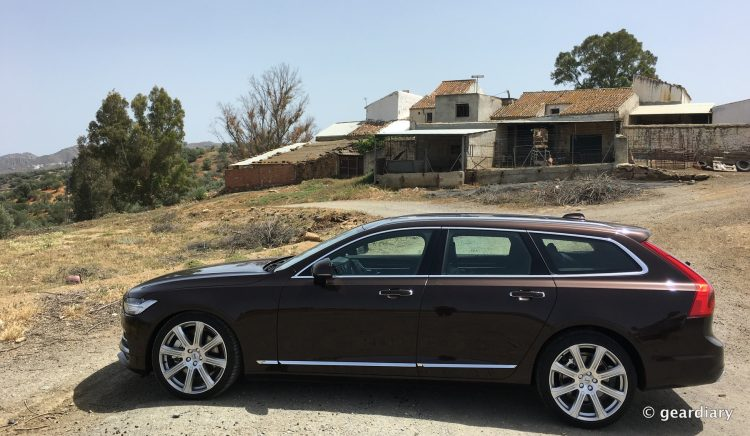41-Gear Diary Test Drives the New Volvo S90 and V90.47-001