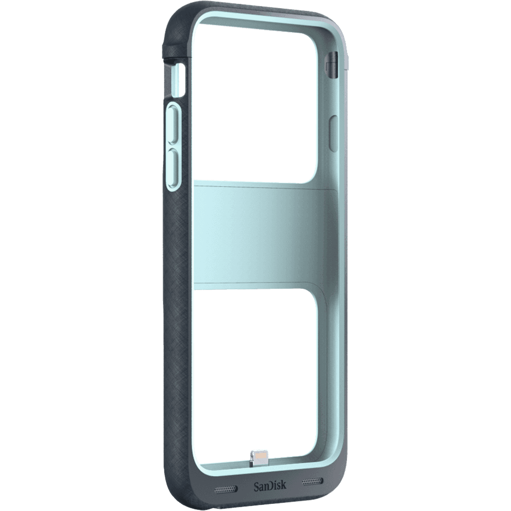 GearDiary SanDisk iXpand Memory Case for iPhone 6/6S: More Memory with a Side of Protection