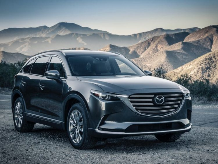 2016 Mazda CX-9/Images courtesy Mazda