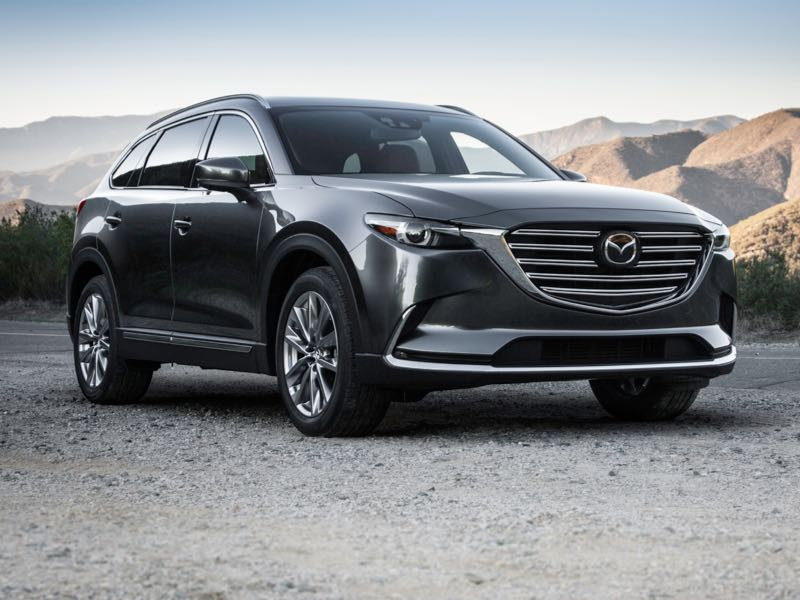 2016 Mazda CX-9 is Must-See, Must-Do, Must-Have