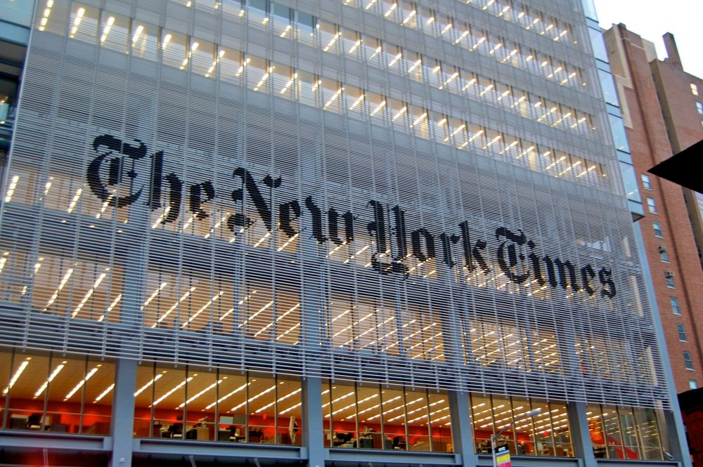 GearDiary NY Times Digital Subscription Drops from $34.99 to $9.99