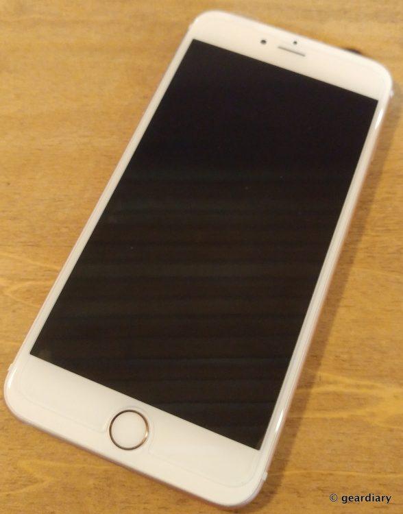 GearDiary BodyGuardz ScreenGuardz Pure + Crown for the iPhone: Protect Your Screen Beautifully