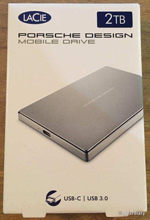 GearDiary 1-LaCie Porche Design 2TB Mobile Drive USB-C USB 3