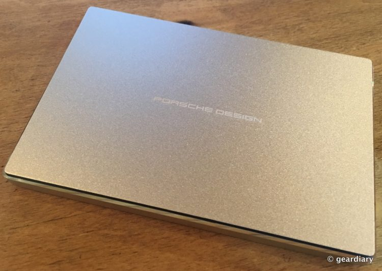 GearDiary LaCie Porsche Design USB-C Mobile Drive: Ready for Your MacBook