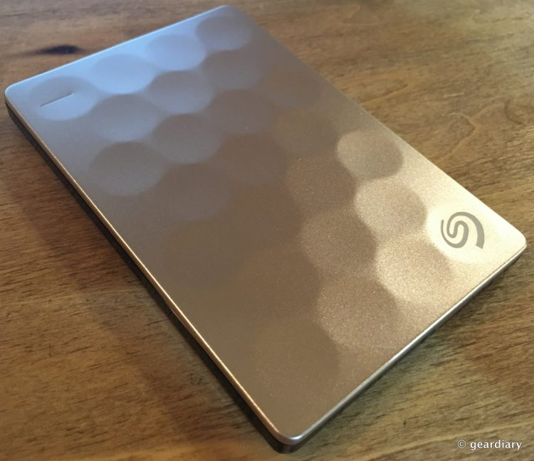 GearDiary Seagate 2TB Backup Plus Ultra Slim: Pocketable Storage with a 200GB Bonus