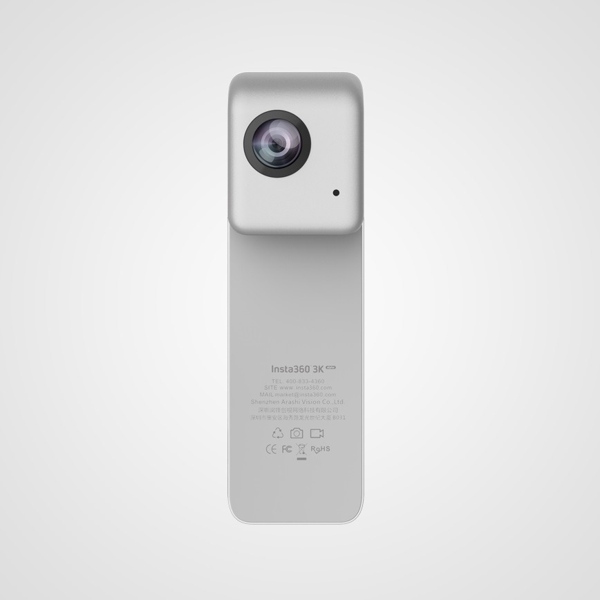 GearDiary The Insta360 Nano Brings 360-Degree Photos and Video to the Masses
