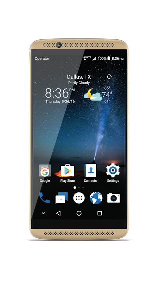 GearDiary ZTE's VR-Friendly Axon 7 Smartphone Taking Preorders Today