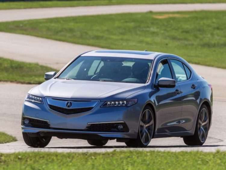 GearDiary 2016 Acura TLX: Where Sport and Luxury Live in Peace and Harmony
