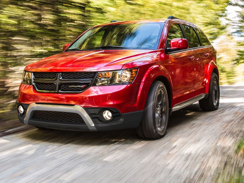 GearDiary 2016 Dodge Journey Crossroad Plus is the Zig to your Zag!