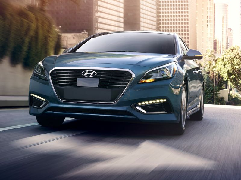 GearDiary 2016 Hyundai Sonata Hybrid: The Sequel Is So Much Better!