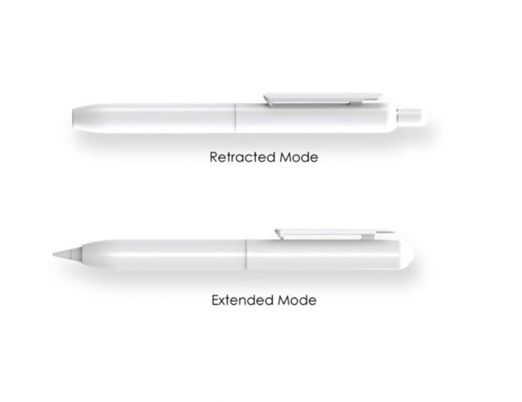 GearDiary Ztylus Pencil Case Makes Apple Pencil More Pen and Pencily