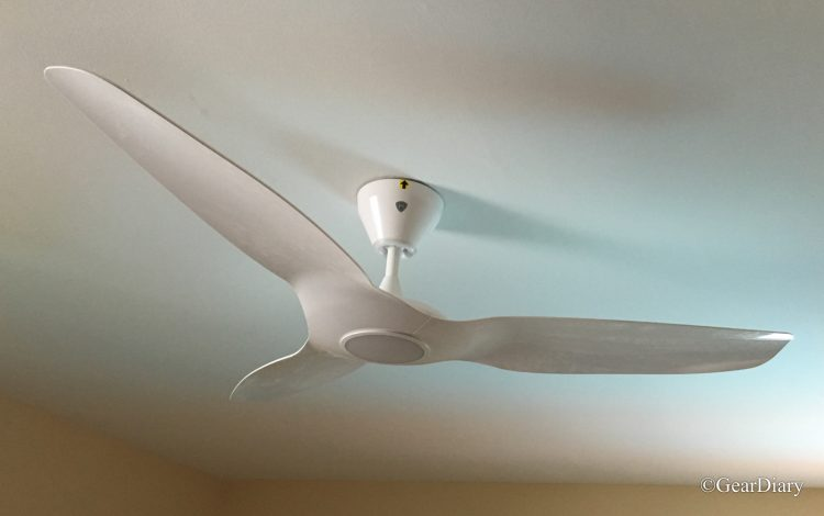 GearDiary Haiku Series L Fan with Integrated LED: It's Like a Glorious Caribbean Breeze