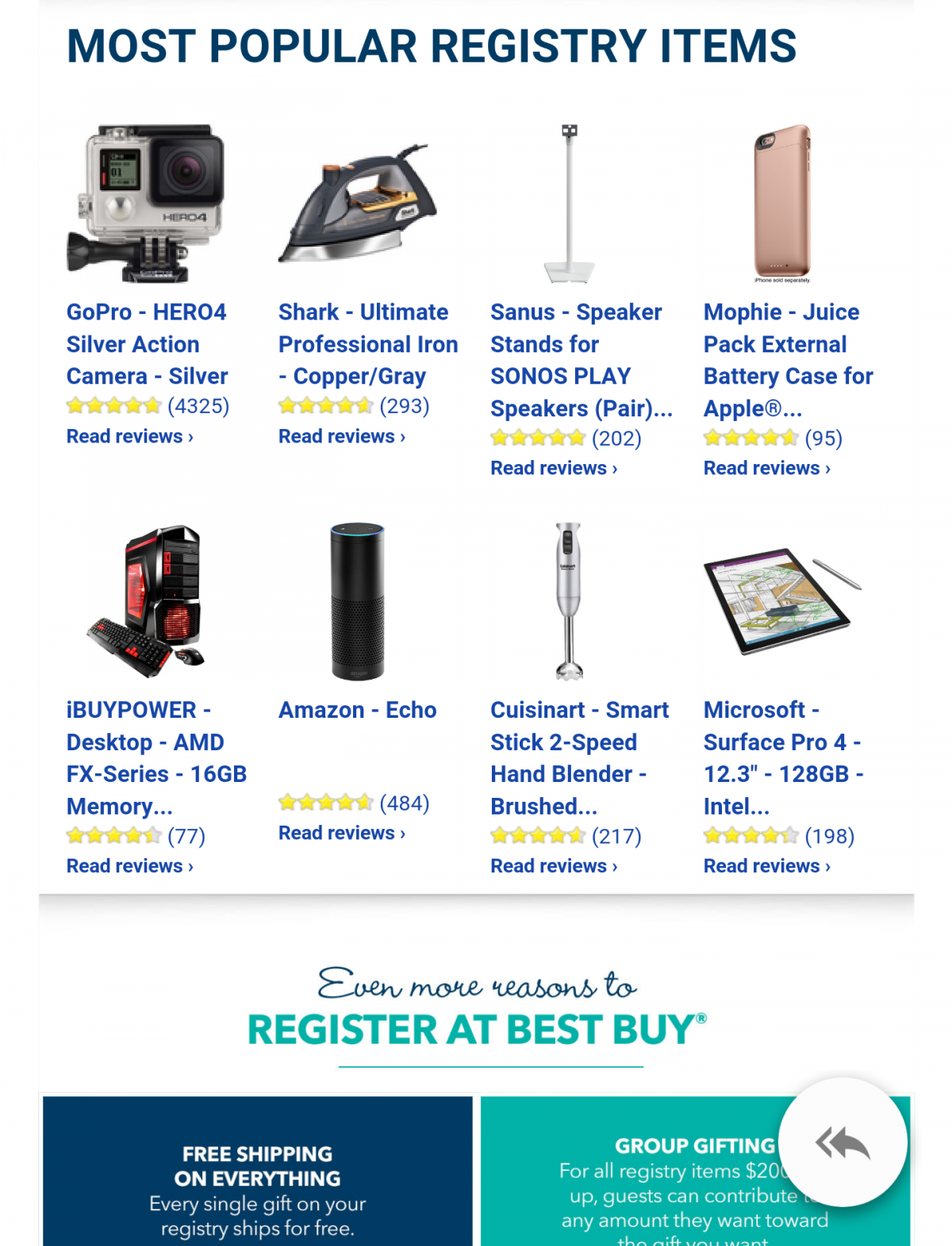 Best Buy Caters to the Geek Crowd with a Wedding Registry!