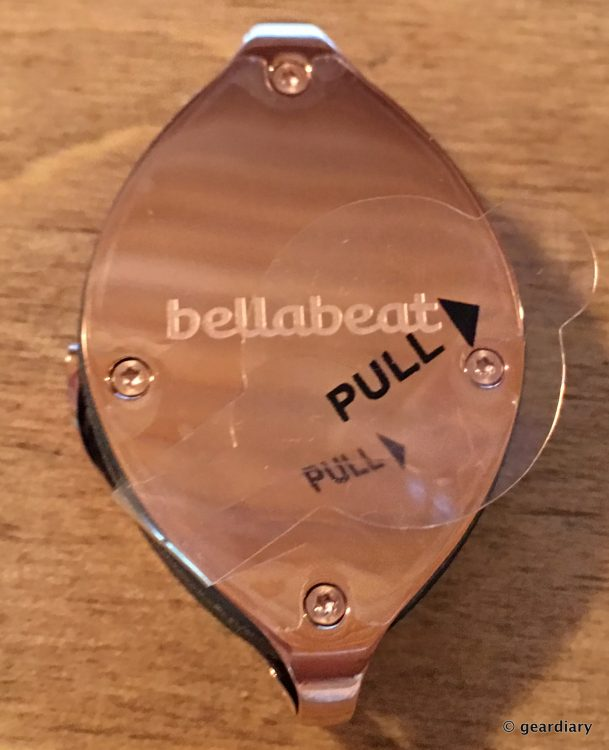 GearDiary Bellabeat Leaf Urban: Sleep, Exercise, Meditate, and Stay Healthy