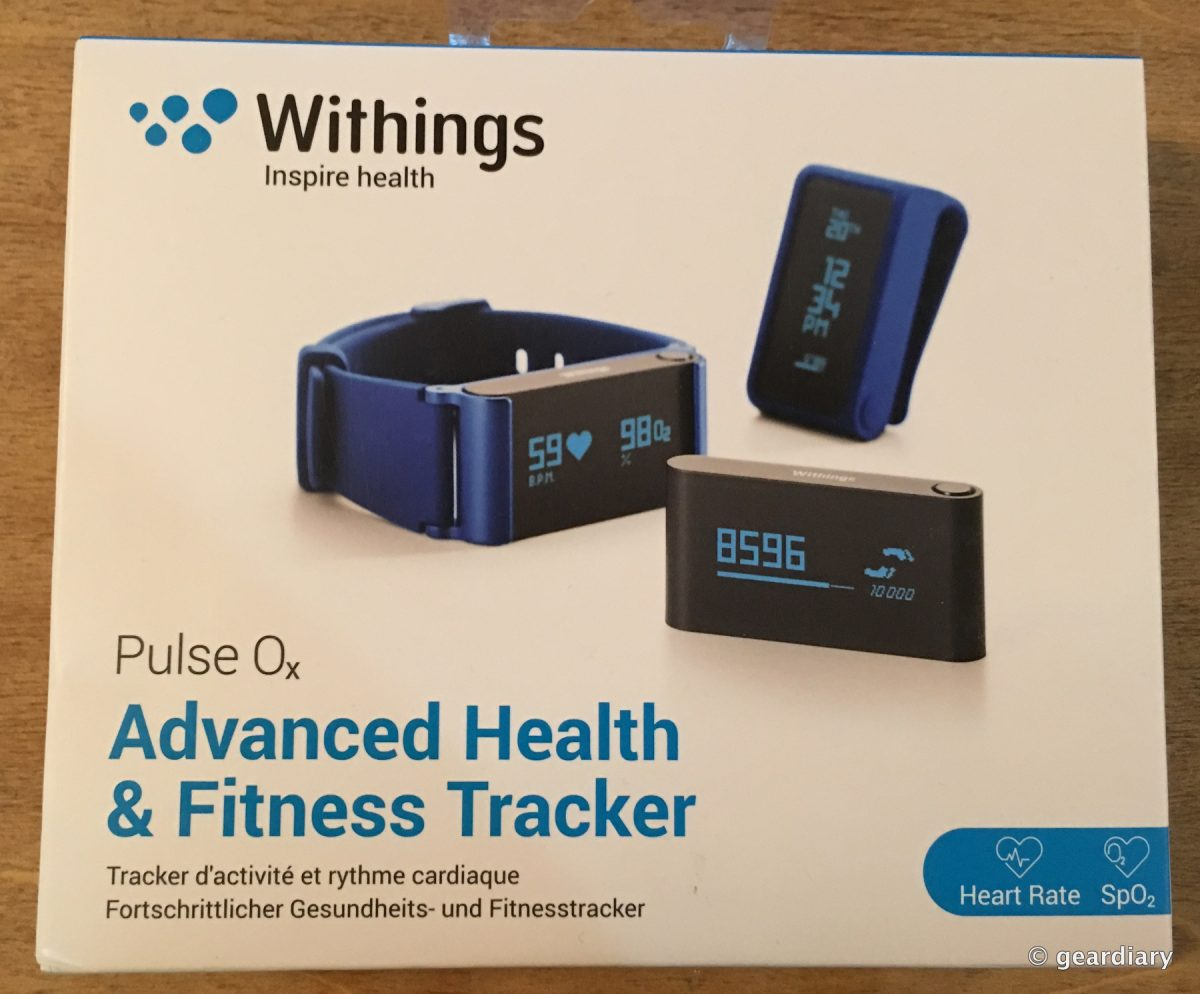 Withings Misc Gear Health Tech Fitness